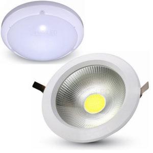 LED Mennyezeti lámpák