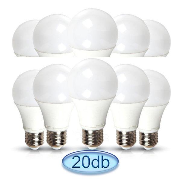 LED izzó - 7W E27 A60 Thermoplastic www.helloled.hu