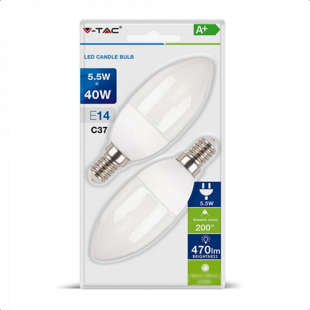 www.helloled.hu V-Tac LED E14