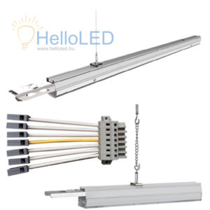 Lineár lámpatestek