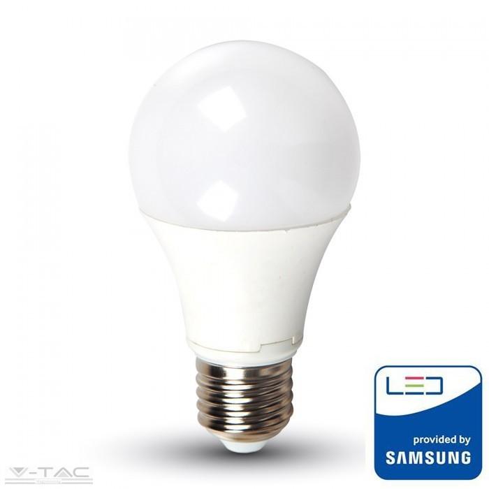 www.helloled.hu 9W LED izzó Samsung chip E27 A60