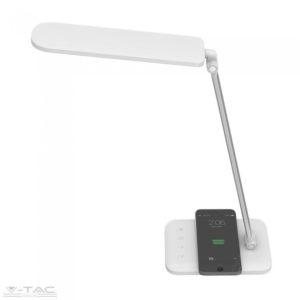 www.helloled.hu V-Tac 7W LED asztali lámpa 3 in 1 fehér - 8519