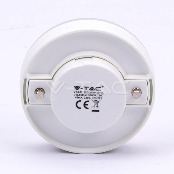 7W LED spotlámpa Samsung chip GX53 110°