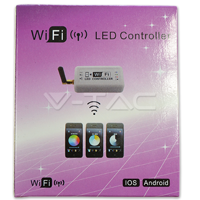 WIFI-s RGB vezérlő - 3322