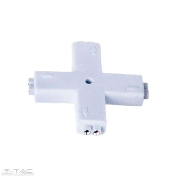 Csatlakozó – LED szalag 5050 kereszt típusú – 3510