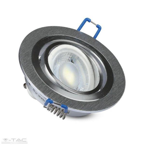 GU10 billenthető beépítőkeret alumínium - 3600
