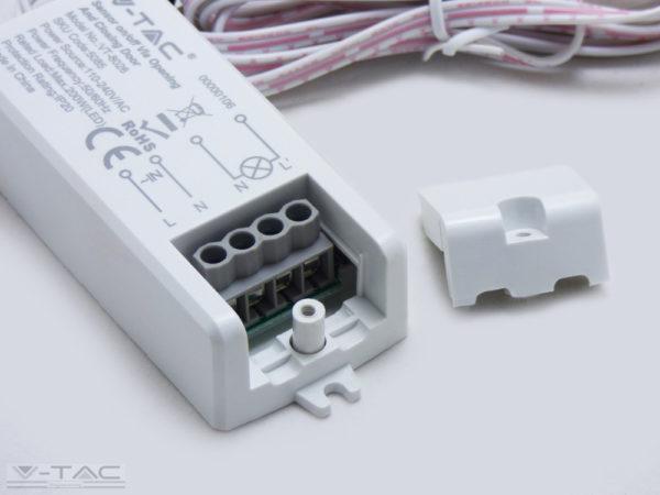 Beépíthető infravörös mozgásérzékelő 230V max. 500W- 5085