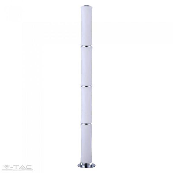 www.helloled.hu V-Tac 65W Exkluzív Bambusz négy tagú LED álló lámpa dimmelhető 3000K - 3977