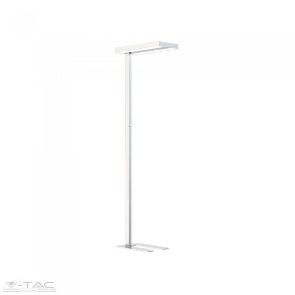 www.helloled.hu V-Tac 80W Exkluzív irodai LED állólámpa dimmelhető fehér 4000K - 8524