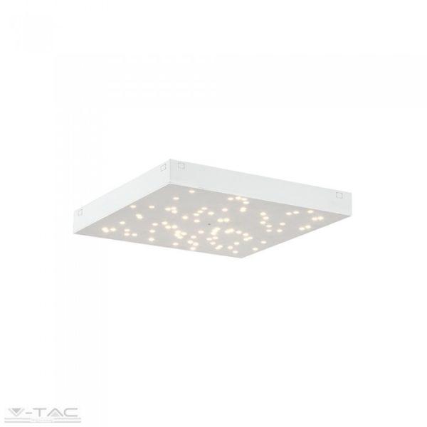 8W LED dimmelhető csillagos égbolt fehér - 40281