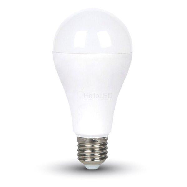 www.helloled.hu 17W LED izzó A65 E27 200°
