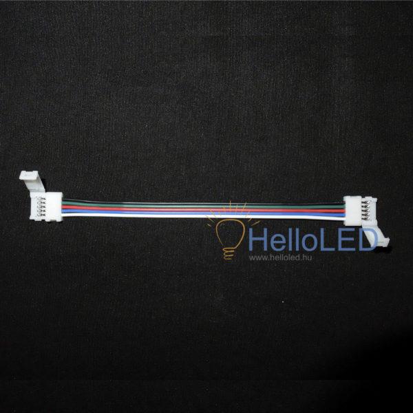 Rugalmas csatlakozó RGB+W LED szalaghoz – 2587