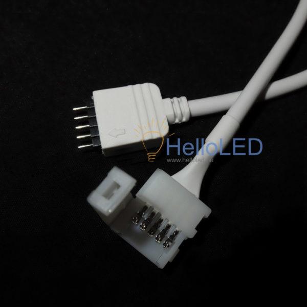 Rugalmas tüskés csatlakozó RGB+W LED szalaghoz – 2588