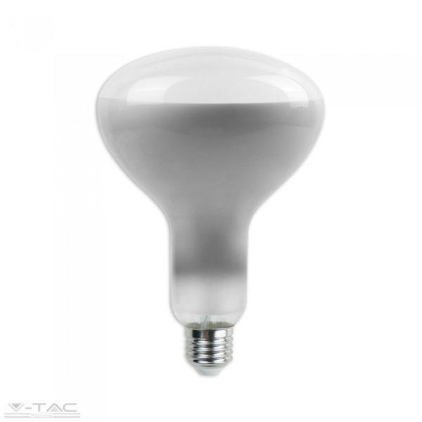 Dimmelhető 8W Retro LED izzó R125 E27 4000K - 7467