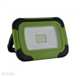 10W LED hordozható/újratölthető reflektor 6400K - PRO503