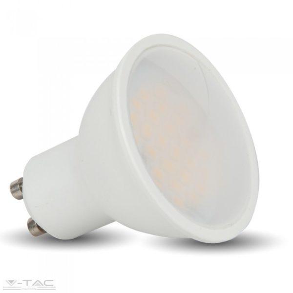 10W LED spotlámpa GU10 opál 3000K 110° - PRO878