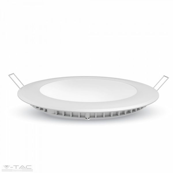 12W Kör Samsung chip Premium LED Panel süllyeszthető 3000K - PRO712