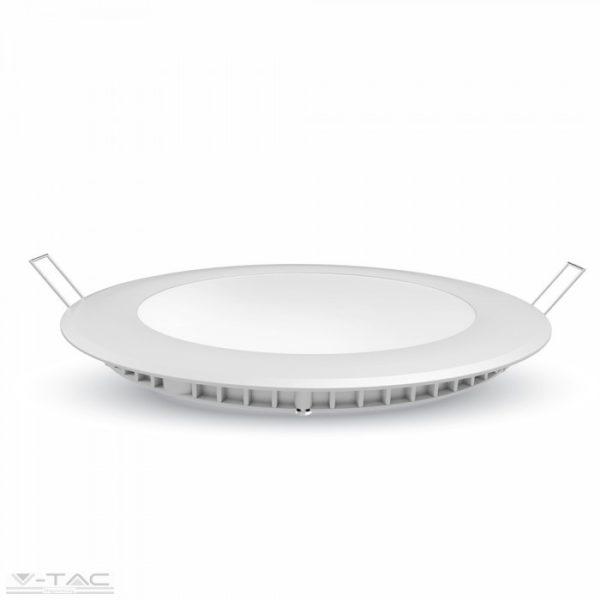 12W Kör Samsung chip Premium LED Panel süllyeszthető 6400K - PRO714