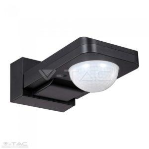 Infravörös Fali mozgásérzékelő fekete - 15011