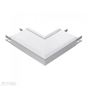 L toldó süllyeszthető lineár lámpatesthez ezüst VT-7-41-L - PRO386
