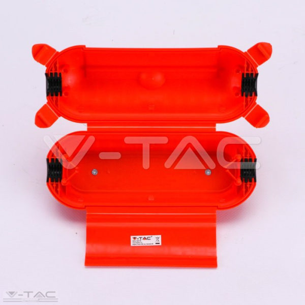 Vízhatlan doboz a hosszabbító aljzatokhoz IP44 - 8819