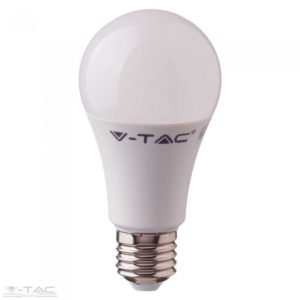 11W LED izzó beépített mikrohullámú mozgásérzékelővel E27 A60 3000K - 2763