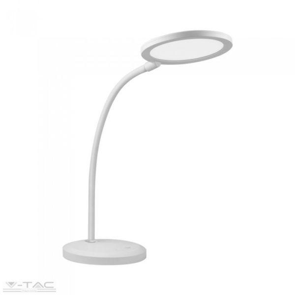 7W LED fehér asztali lámpa 3000K - 8673