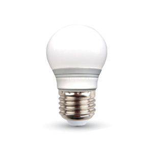 5,5W LED izzó E27 G45 6400K - 7409