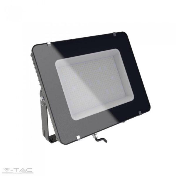 500W Slim fekete reflektor Samsung chip 120lm/W 4000K - PRO966