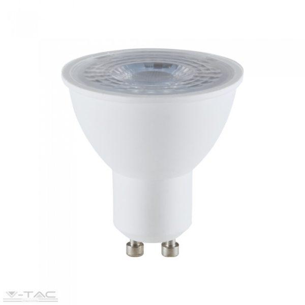 8W LED spotlámpa GU10 lencsés 6400K 38° - PRO877