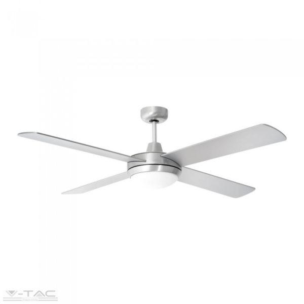 60W ventilátor dupla E27 foglalatú lámpával - 7917