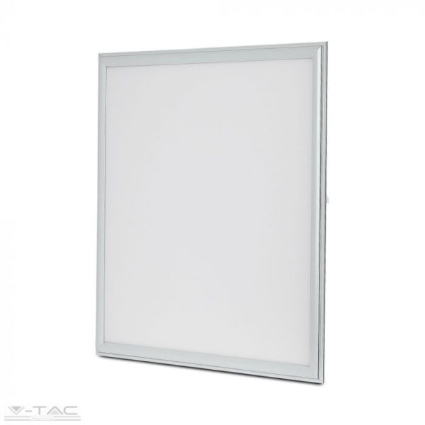 40W LED panel 600 x 600 mm-es 4400lm driverrel 6400K IP65 - 6604