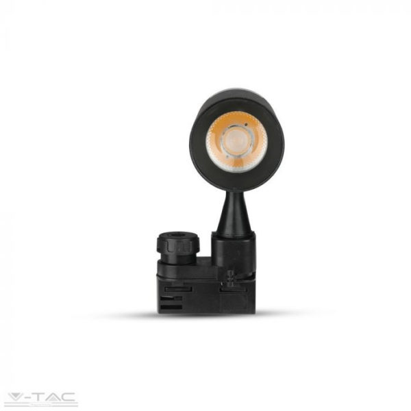18W LED sines lámpa fekete Samsung chip