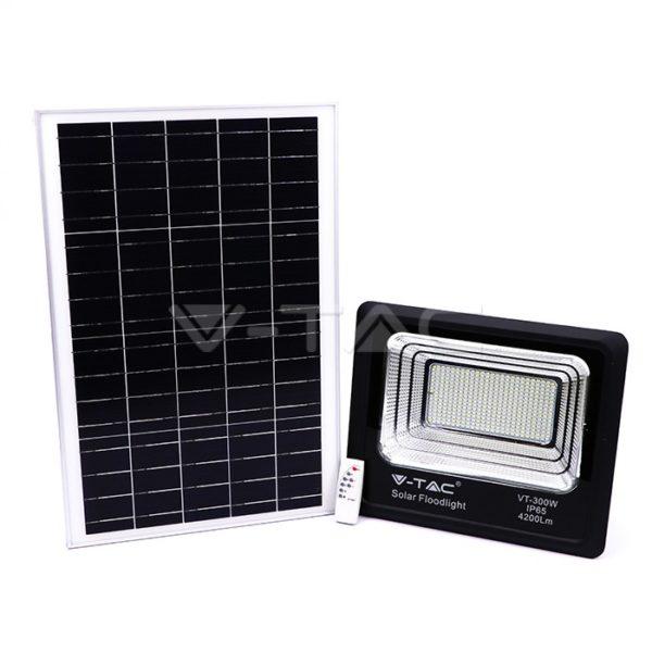 50W Napelemes LED reflektor 6000K - 94027