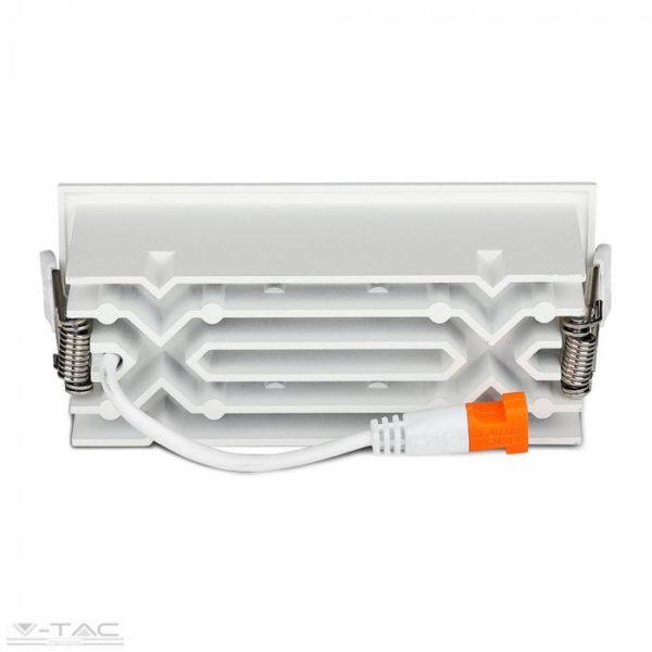 12W LED mélysugárzó fehér Samsung chip