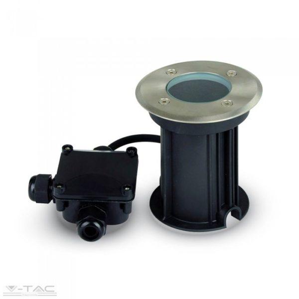 Föld alatti kör fénytest foglalat GU10 230V - 7515