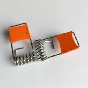 Rugós tartó süllyeszthető mini panelhez - 5999