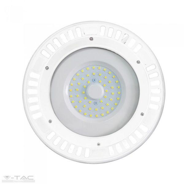 50W LED UFO csarnoklámpa 120° fehér
