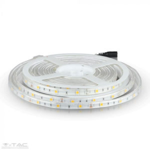 LED szalag 5050 - 30 LED/m 4000K IP65 - 2460