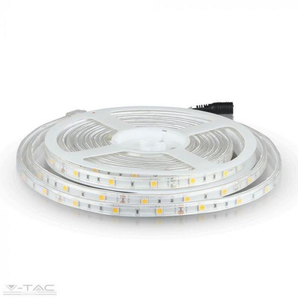 LED szalag 5050 - 30 LED/m 4000K IP65 - 2460