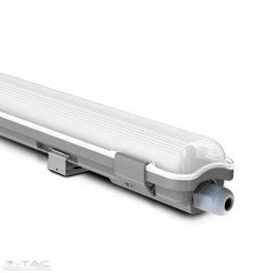 10W Vízmentes armatúra 60 cm LED fénycsővel IP65