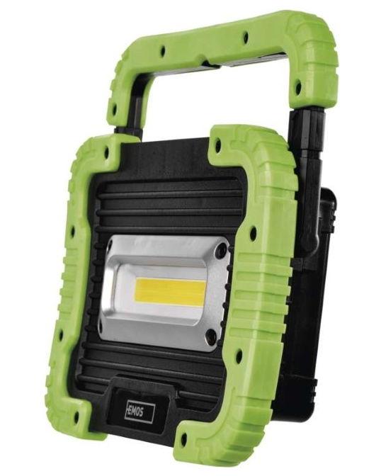 10W COB LED-es akkus szerelőlámpa, EMOS - P4533