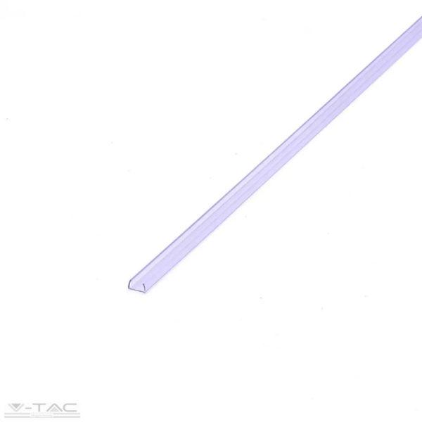 Műanyag profil Vt-559 Neon Flex-hez, 1m - 2571