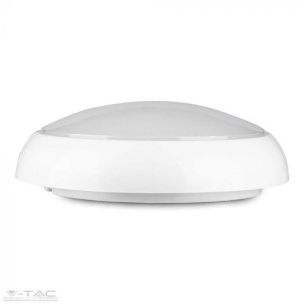15W LED mennyezeti lámpa Samsung chip mikrohullámú érzékelővel IP65