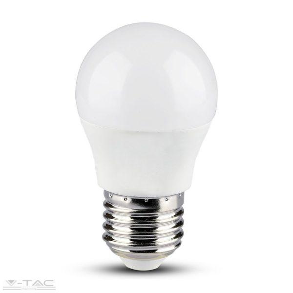 4,5W Wifis smart LED izzó E27 G45 RGB + CCT - 2755