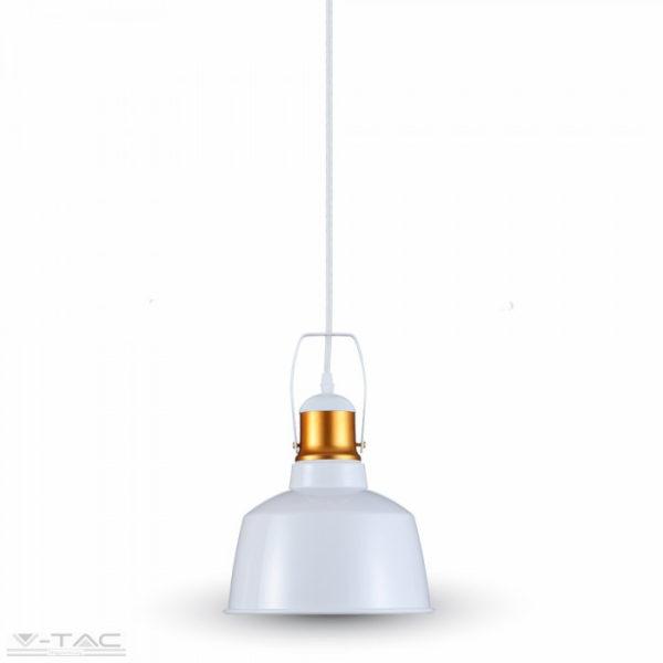 Fehér alumínium csillár - 3729