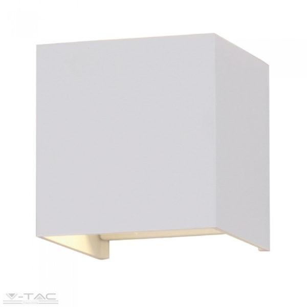 12W Fehér rejtett fali lámpa IP65