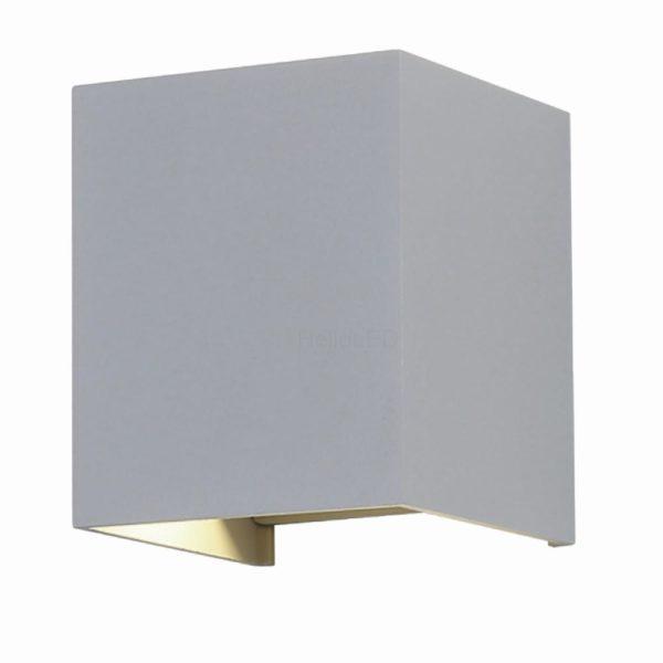12W Szürke rejtett fali lámpa IP65