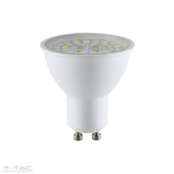 LED spotlámpa 5W GU10 (150lm/W) Meleg fehér 110 ° - 2837