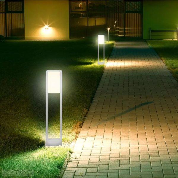 10W LED fehér kerti lámpa Samsung chip IP65